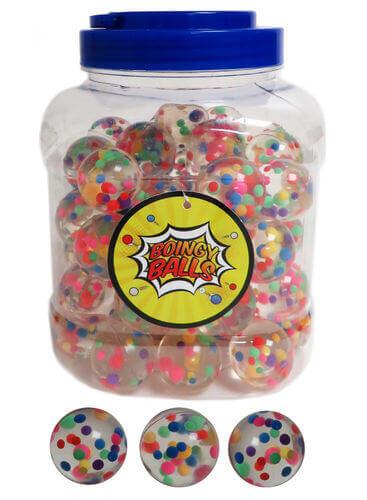 HU1086 45mm Rainbow Bead