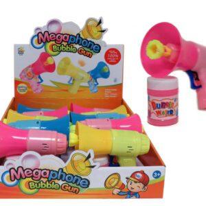 HU1174 Bubble Gun Megaphone