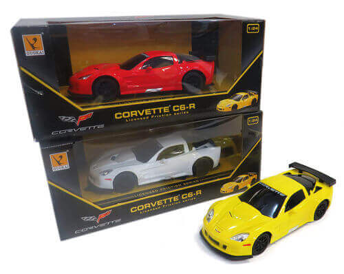 HU9204 1-24 Friction Corvette C6R